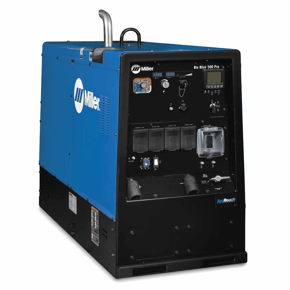 BIG BLUE 500 PRO (KUBOTA) DELUXE W/ ARCREACH 907736001