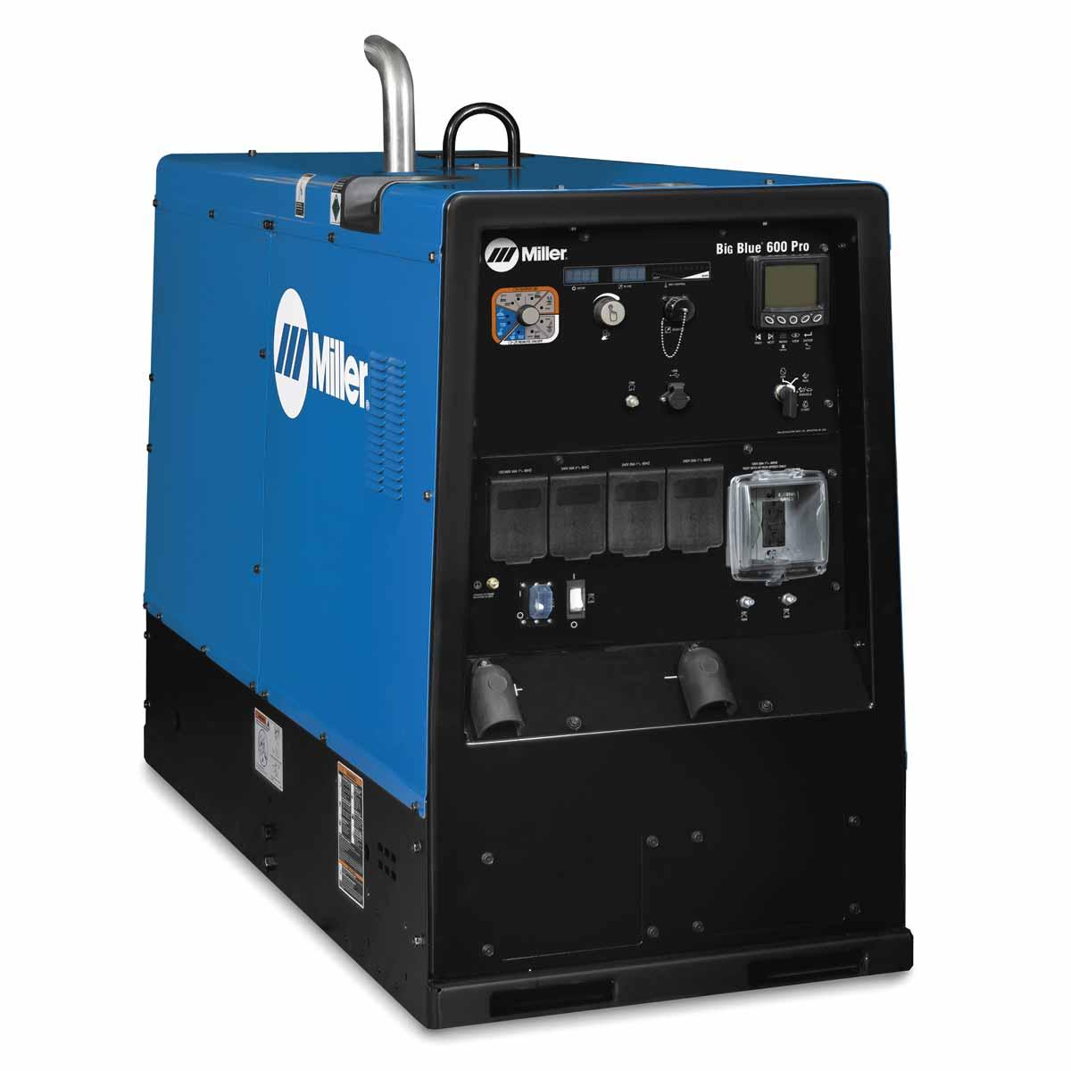 BIG BLUE 600 PRO (KUBOTA) 907737