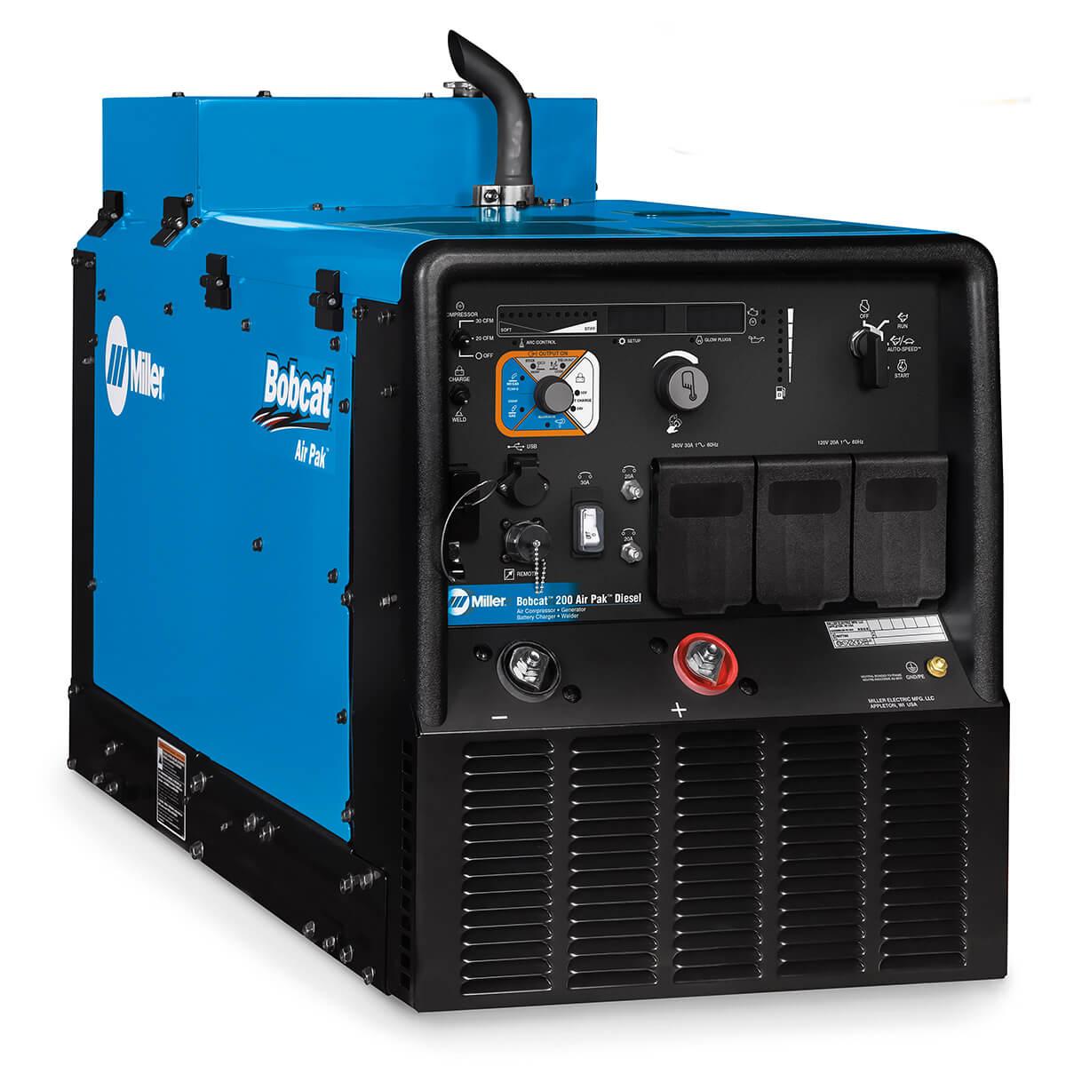 BOBCAT 200 AIR PAK Diesel 907760
