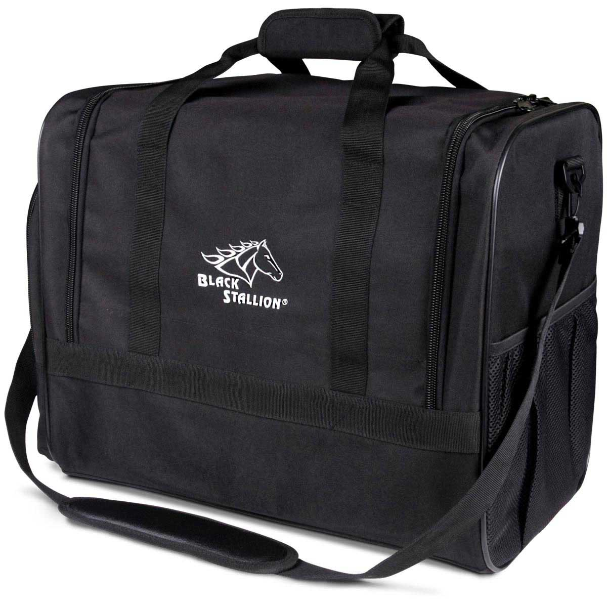 """WELDER'S TOOLBAG WITH OVERSIZED OPENING; 22""""LX12""""WX16""""H. Pack 1. GB150"""