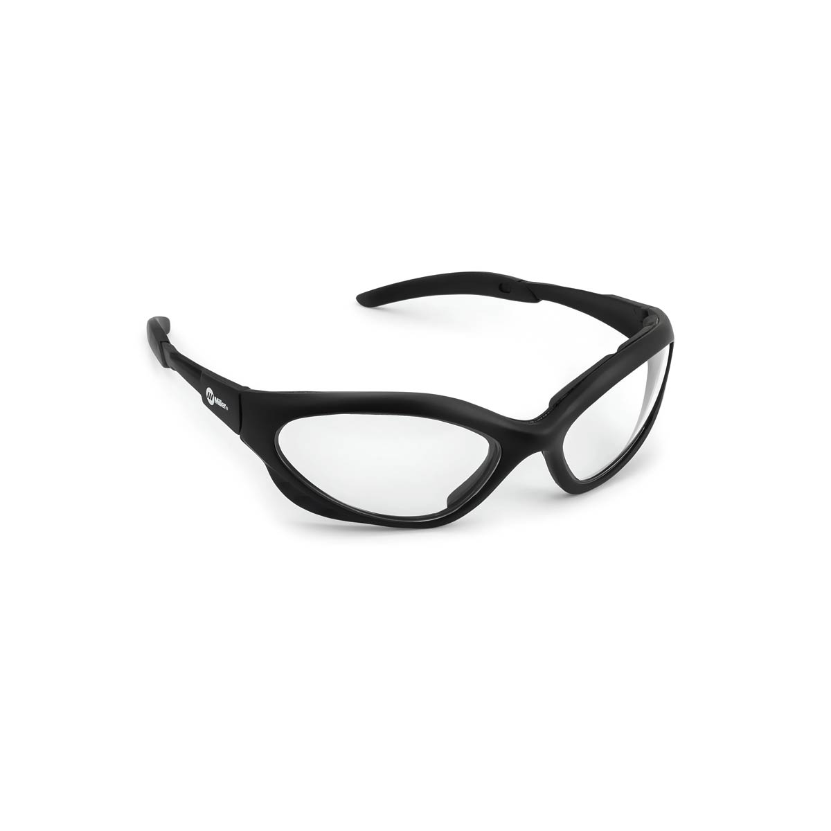 GLASSES CLEAR LENS/BLACK FRAME. Part: 238979. Pack: 1