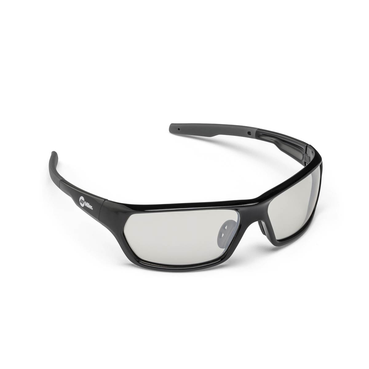 SAFETY GLASSES SLAG BLACK I/O. Part: 272202. Pack: 1