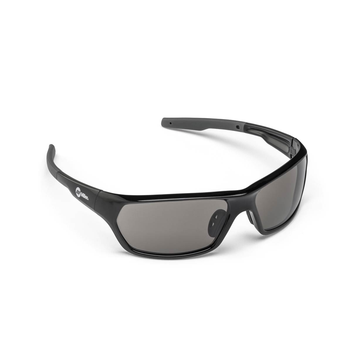 SAFETY GLASSES SLAG BLACK SMOKE. Part: 272203. Pack: 1