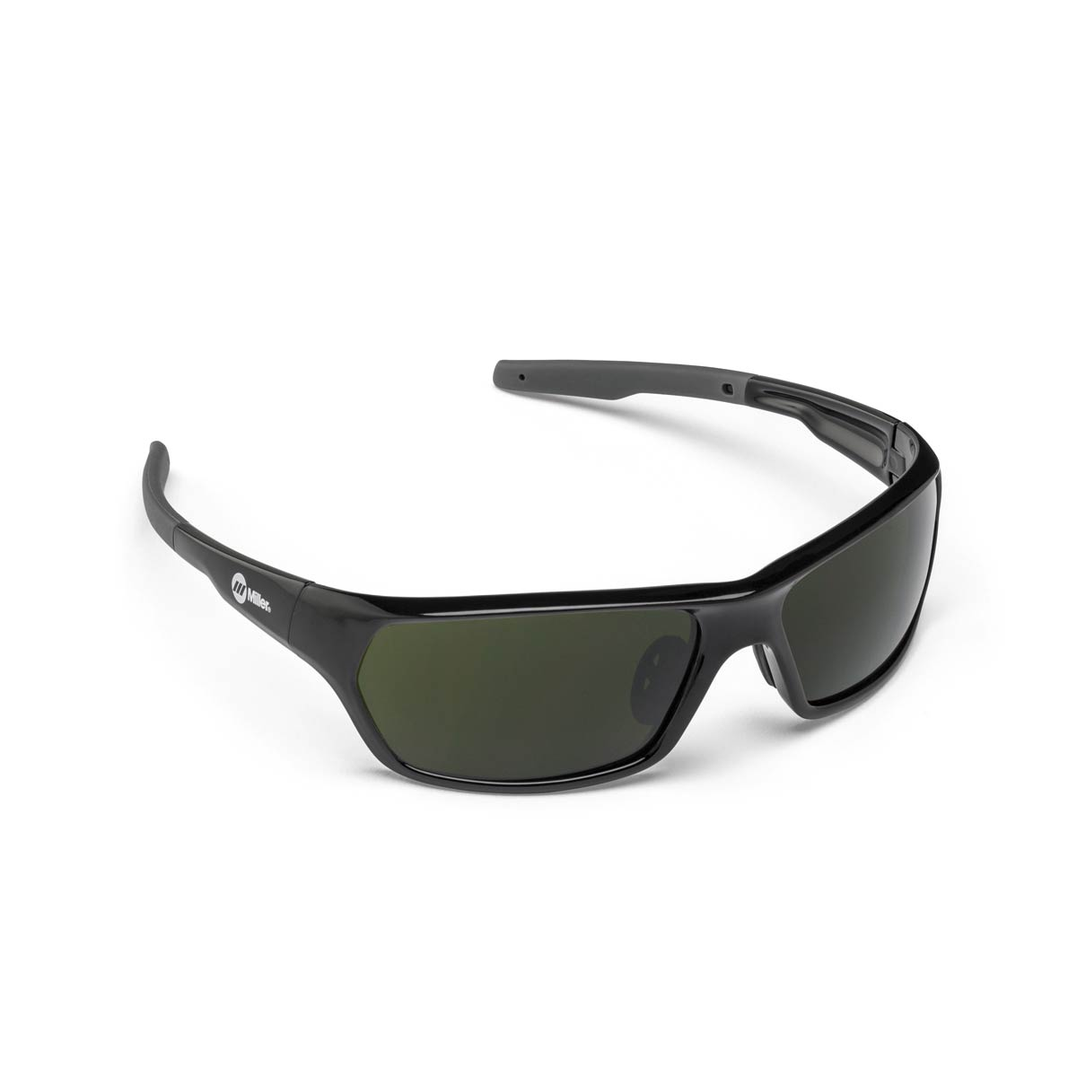 SAFETY GLASSES SLAG BLACK #5. Part: 272205. Pack: 1