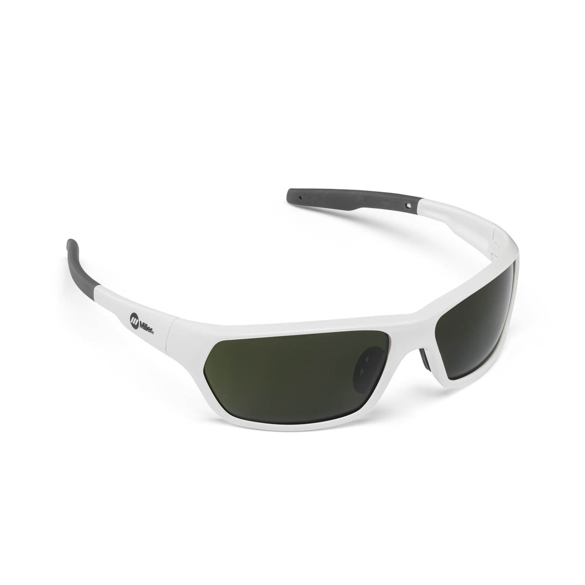 SAFETY GLASSES SLAG WHITE #5. Part: 272209. Pack: 1