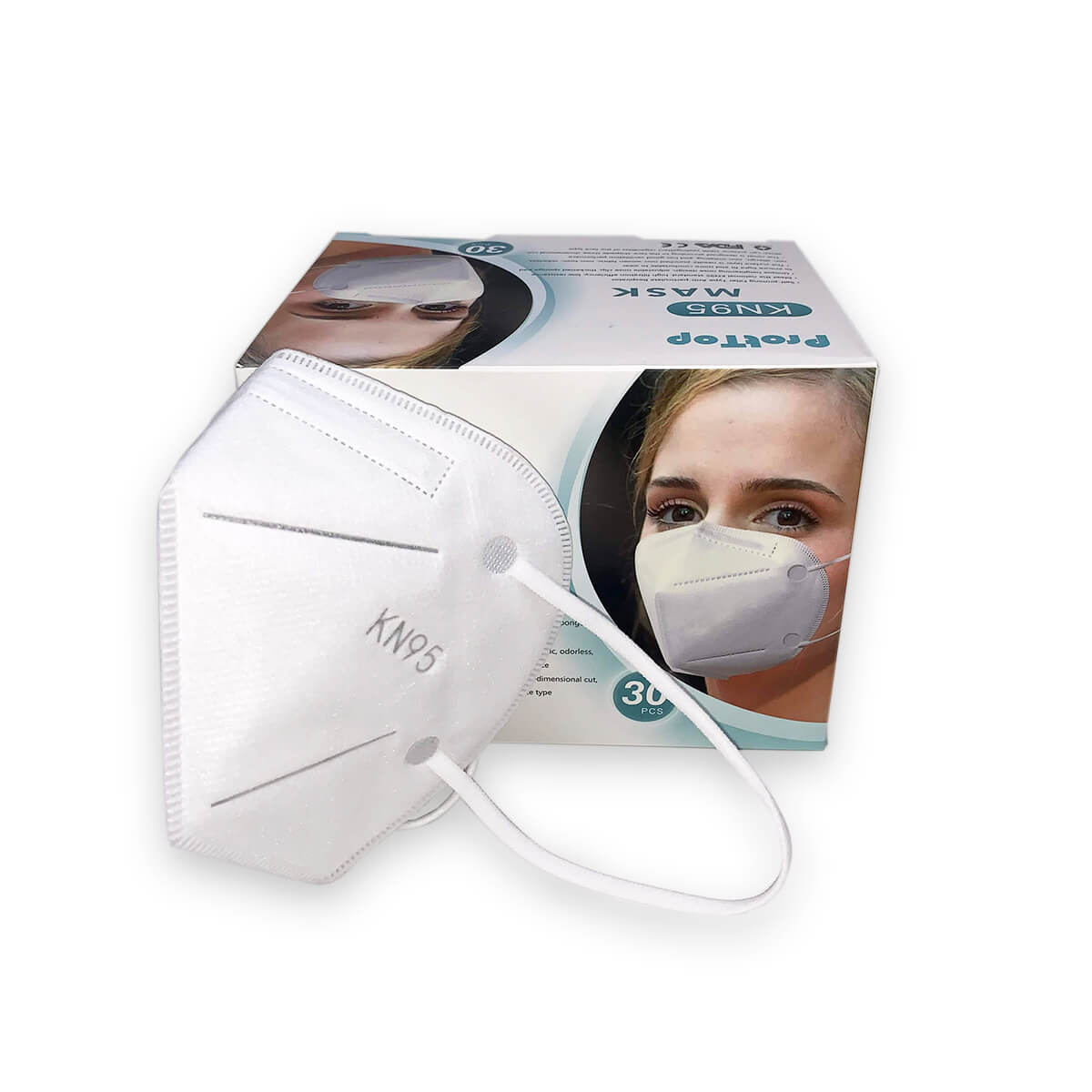 KN95 Face Mask ProtTop 30 Units