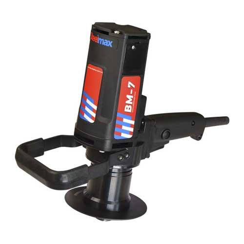 7 MM Portable Beveling/Edge Radius Machine w/45˚ Milling Head 230V SM-BM7-230