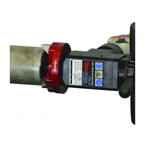 PB5 Pneumatic Portable Pipe Beveler - Complete SM-PB5-P