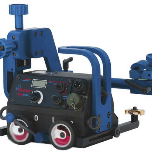 Li'l Runner Battery Powered Welding Carriage (w/ Battery, Charger) SM-WC-LR-DP