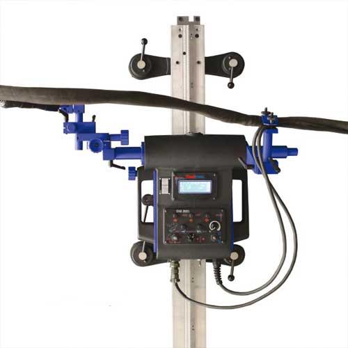 Original Rail Runner Welding Carriage w/ Integrated Linear Oscillation SM-WC-RR