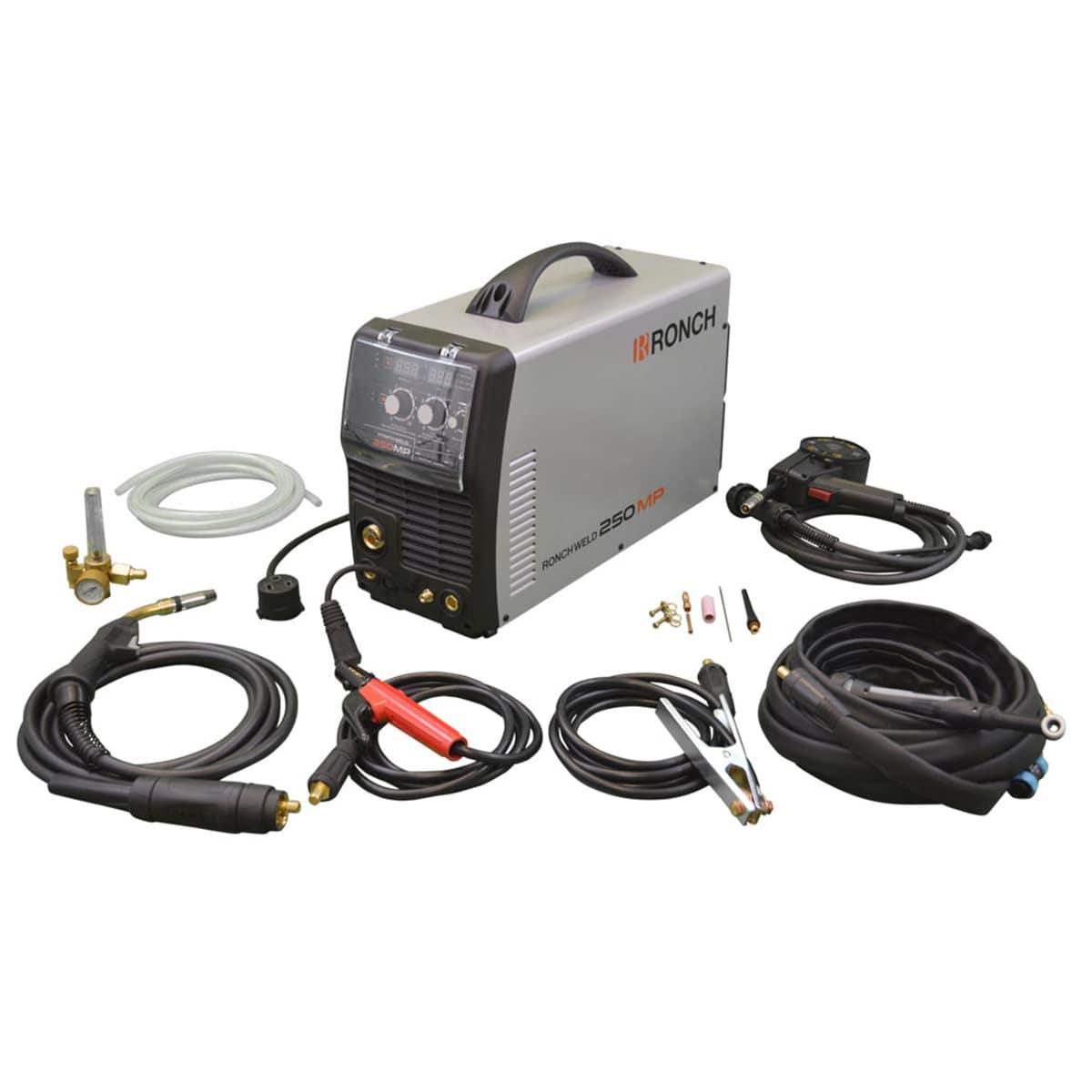 Ronch 250 MP Inverter Welder 440001