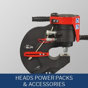 Heads Power Packs and Accessories