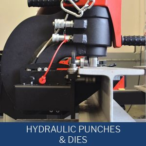 Hydraulic Punches and Dies
