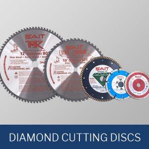 Diamond Cutting Discs
