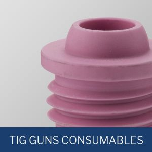 TIG Guns Consumables