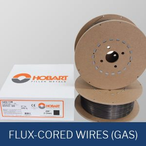 Flux-Cored Wires (Gas)