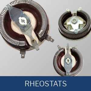 Rheostats