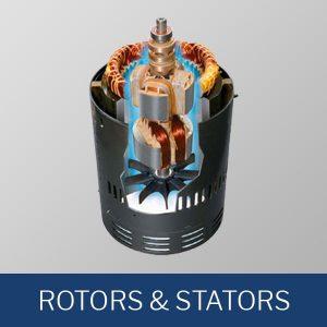 Rotor and Stator Generator