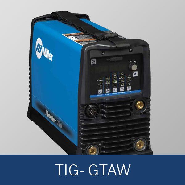 TIG-GTAW