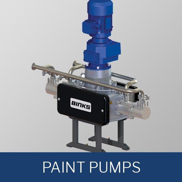 Paint Pumps