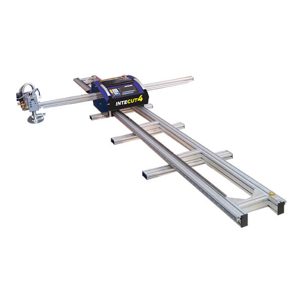 CNC Plasma Cutting Tables Intercut