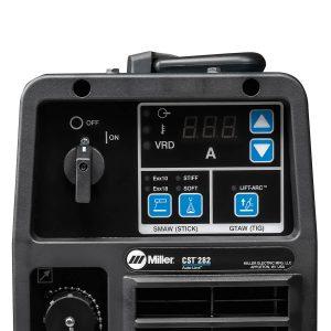 907810 Miller CST™ 282 208-575V, Dinse
